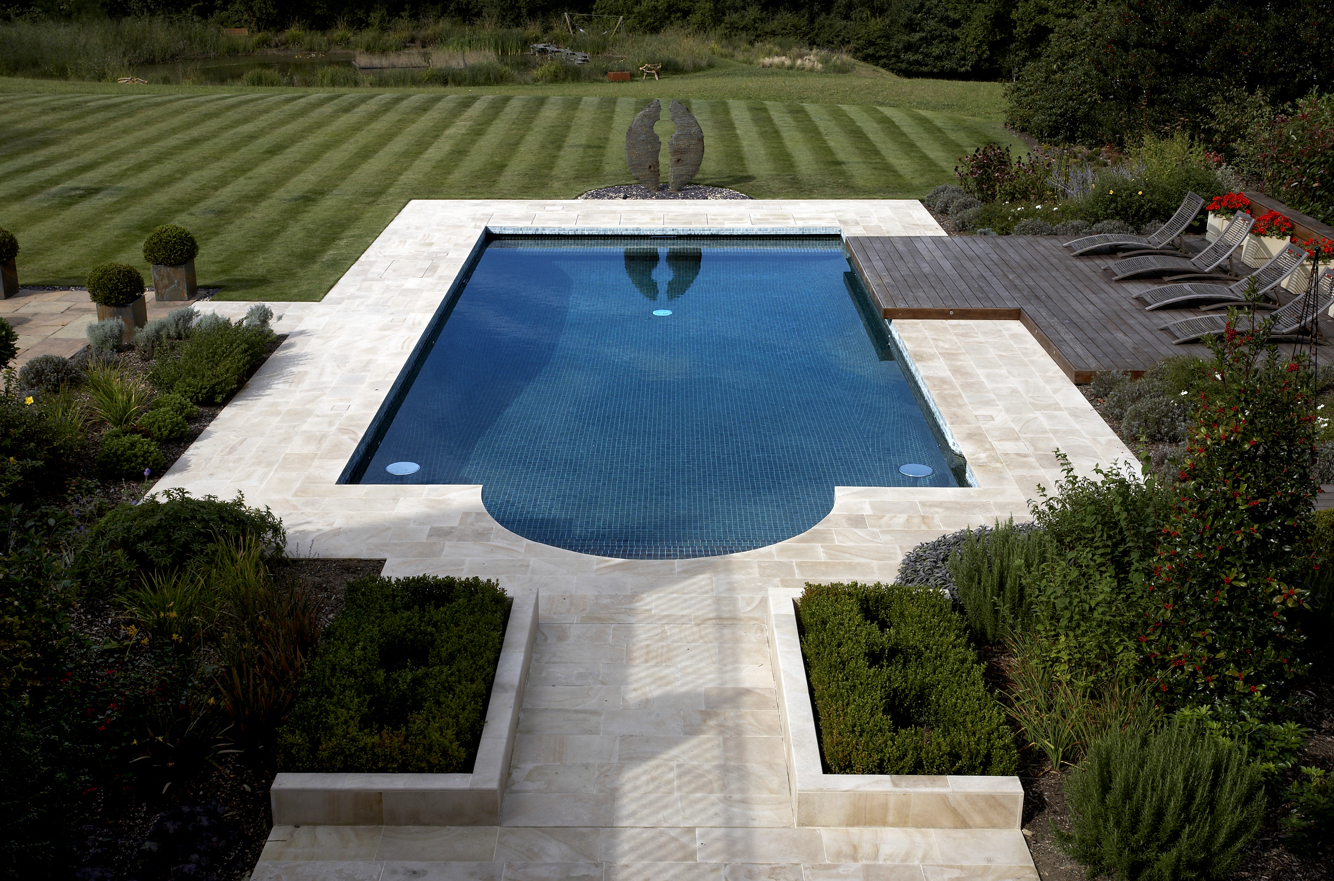 Swimming pool construction and builders uk falcon for Swimming pool construction company
