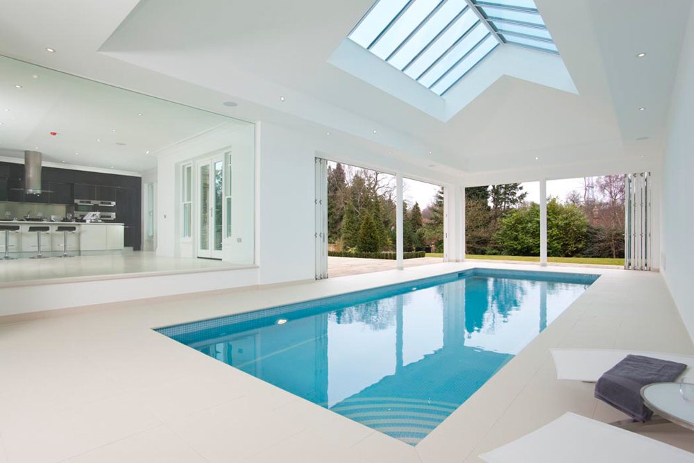 residential indoor lap pool. Residential Indoor Lap Pool