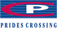 Prides crossing logo
