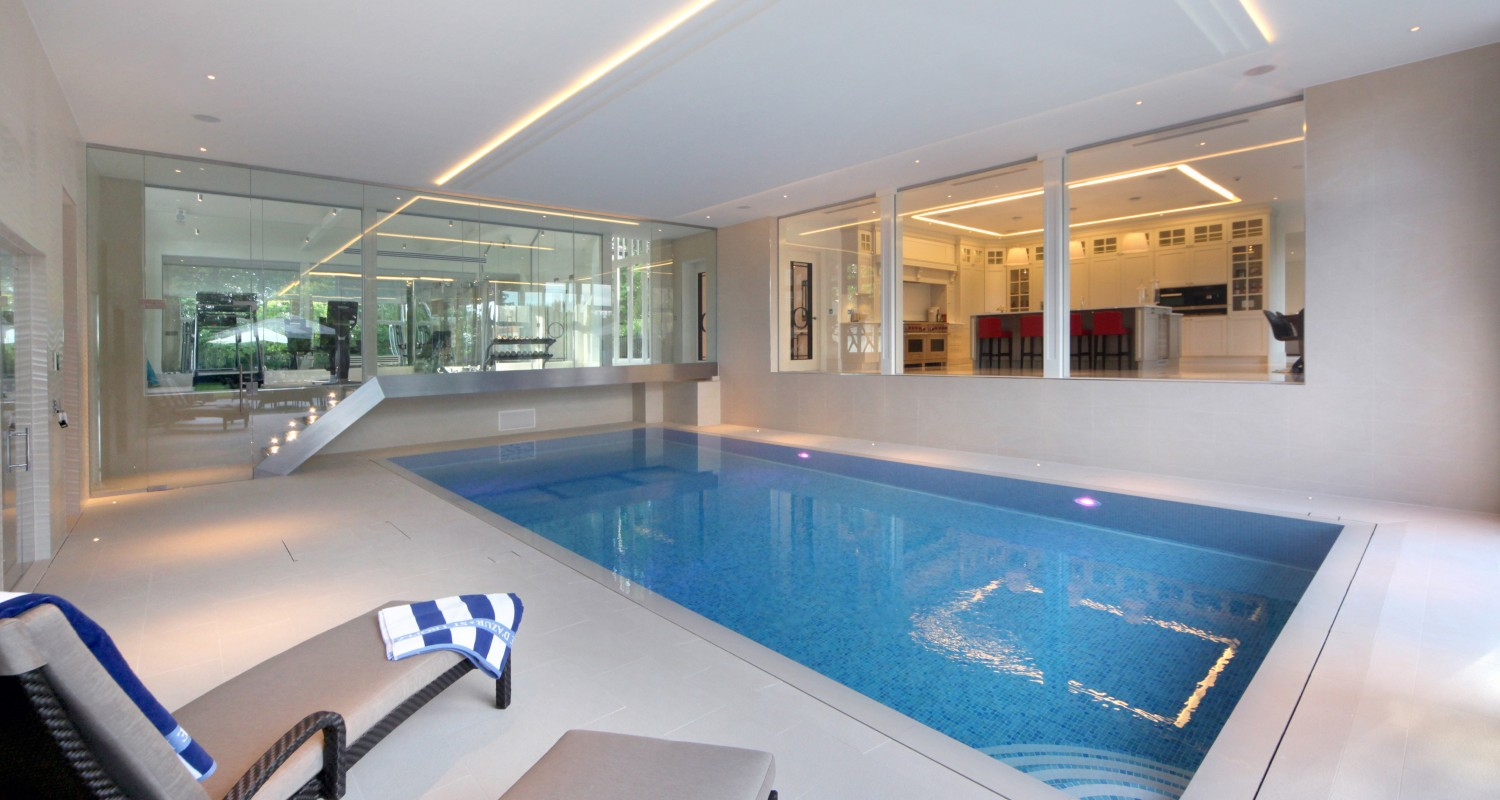 Swimming pool indoor  Swimming pools indoor
