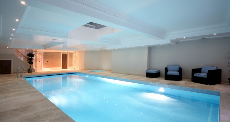 Indoor Swimming Pool Inspiration Falcon Poolsfalcon Pools