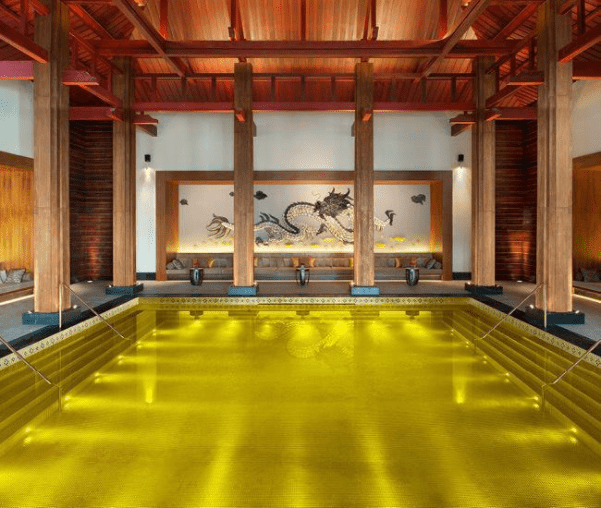 Gold Energy Pool