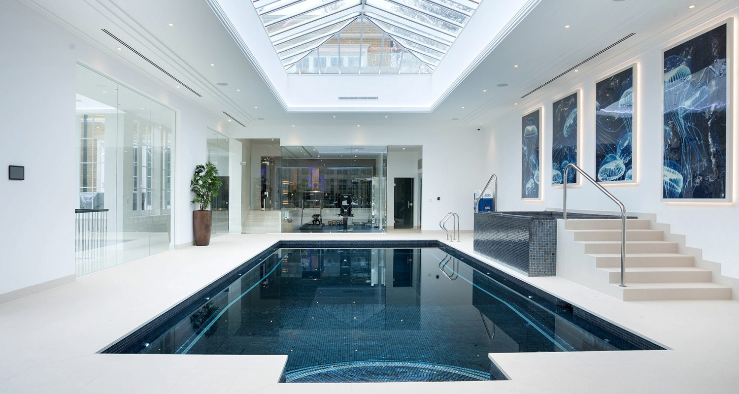 Wonderful Builders Of Award Winning Indoor Pools Good Looking
