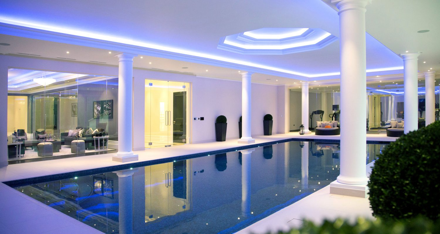 Charmant Builders Of Award Winning Indoor Pools