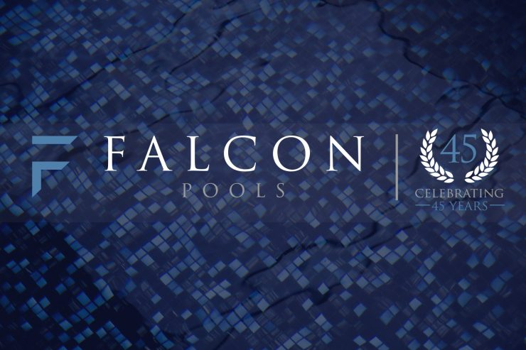 Falcon Pools - Celebrating 45 years