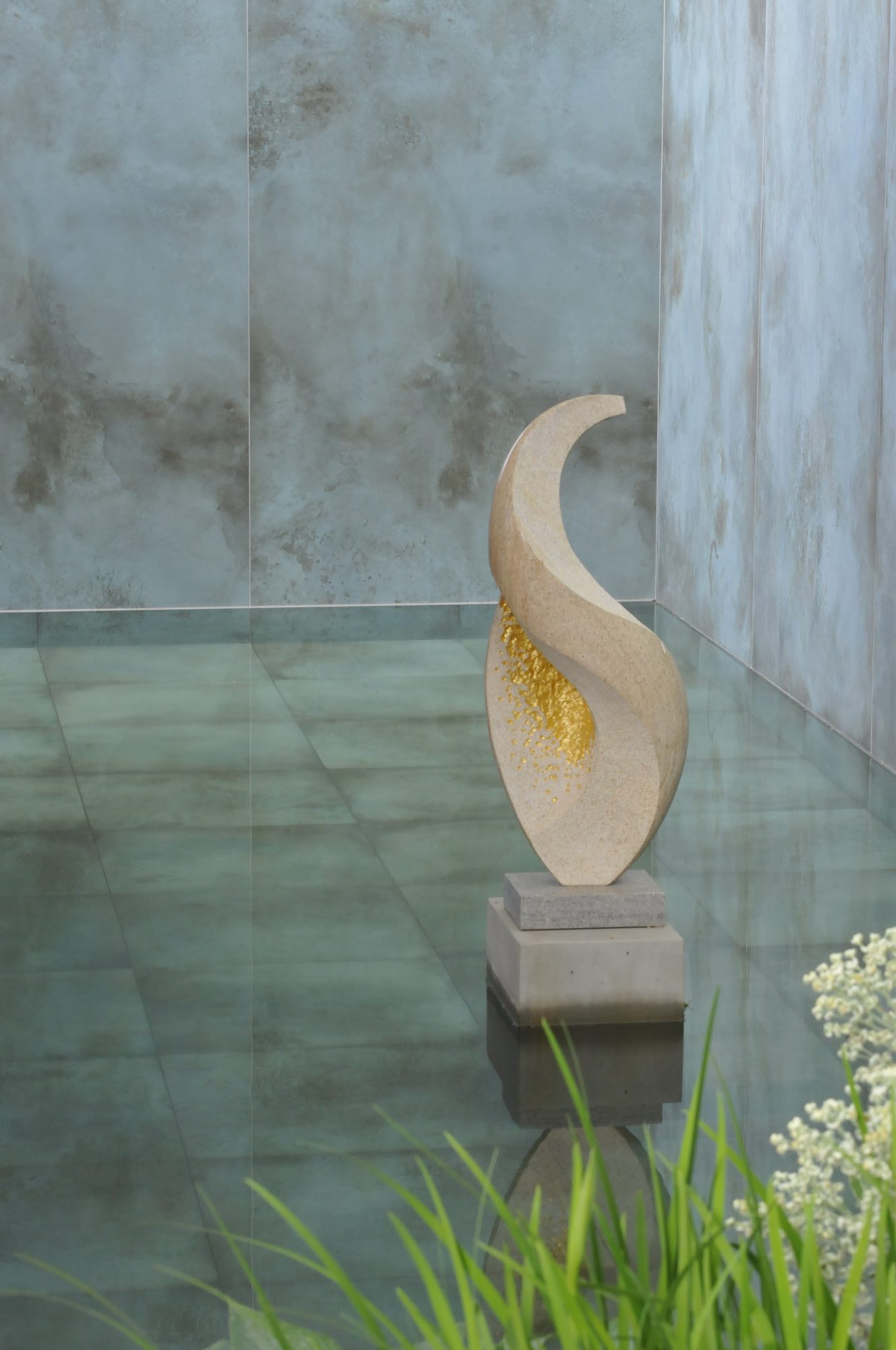 Pinnacle of garden design places water at its heart  