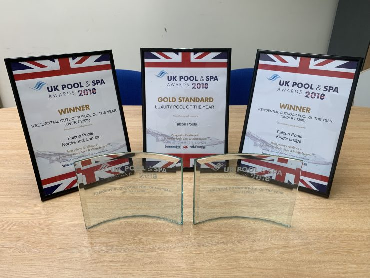 UK Pool and Spa Awards 2018