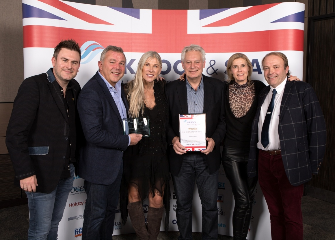UK Pool and Spa Awards 2019 - Pool Contractor of the Year